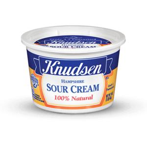 Knudsen Sour Cream Regular 453gm