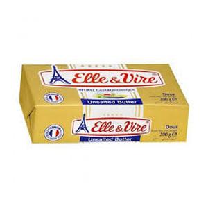 Elle & Vire Salted Butter 200gm