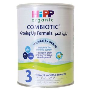 Hipp Combiotic Organic Growing Up Formula Milk Stage 3 (12+ Months) 900g