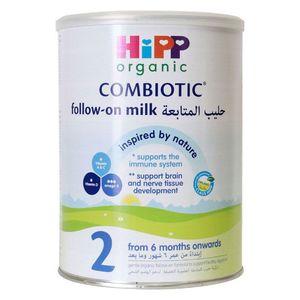 Hipp Combiotic  Organic Follow-On Formula Milk Stage 2 (6+ Months) 900g