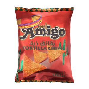 Amigo Tortilla Chilli Chips 250g