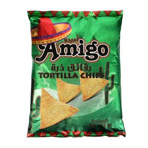Amigo Tortilla Salted Chips 250g