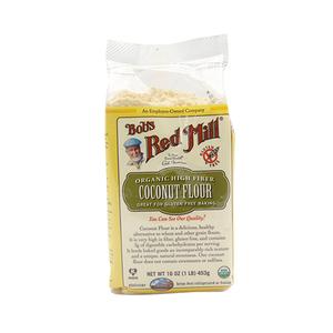Bobs Red Mill Flour, Coconut, High Fiber 16oz