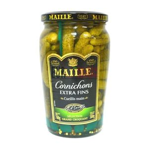 Maille Cornichons Extra Fins 380gm