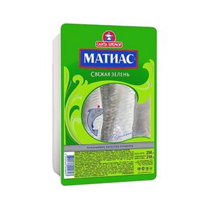 Matjas Delicasy Herring Fillet 210gm