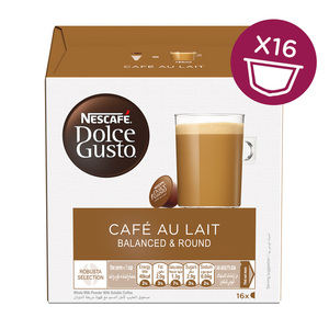 Nescafe Dolce Gusto Café Au Lait 160g