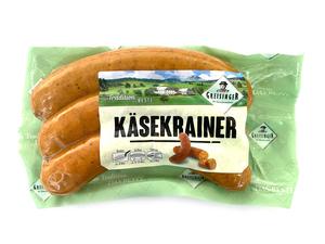 Greisinger Kasekrainer Sausages 340g