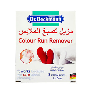DR.Beckmann Color Run Remover 2bags
