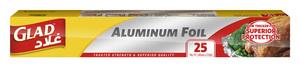 Glad Aluminum Foil 25Sqft 12pc