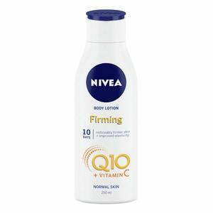 Nivea Q10+ Vitamin C Firming Body Lotion With Vitamin C Normal Skin 250ml