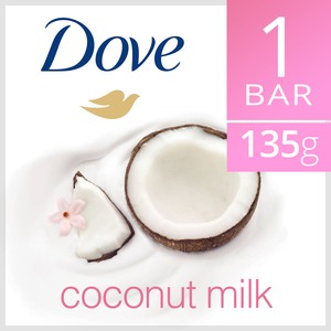 Dove Purely Pampering Beauty Cream Bar Coconut Milk 135g