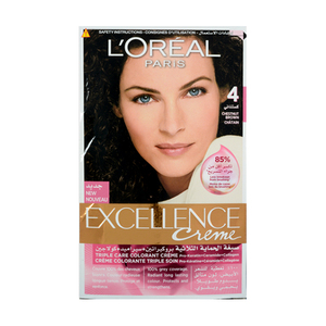 Excellence 4 Natural Brown 172ml