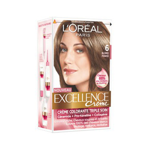 L'Oreal Paris Excellence 6 Natural Dark Blonde 172ml