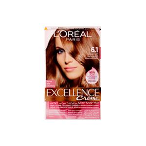 L'Oreal Paris Excellence Crème 6.1 Dark Ash Blonde 1set