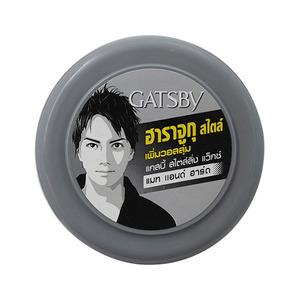 Gatsby Hair Styling Wax Matt & Hard 75gm