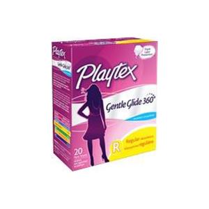 Playtex Gentle Tampons 20's