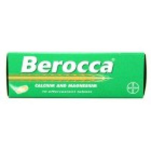 Berocca Calcium And Magnesium Tablets 10s