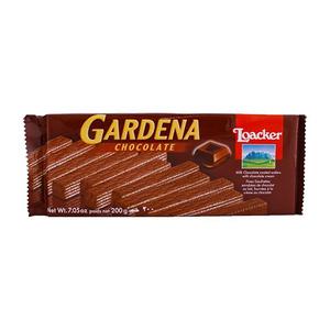 Loacker Gardena Chocolate Waffer 200gm