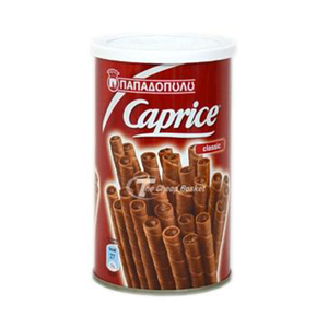 PAPADOPOULOS caprice  classic Viennese wafer 115g