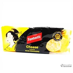 Fantastic Rice Crackers Cheese Crisps 100g