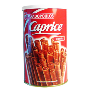Caprice Wafers with Hazelnuts Cocoa 250g
