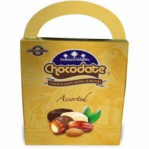 La Ronda Chocoalte Dates & Almond 500g