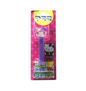 Pez Skin 1+3 Candy 4x8.5g