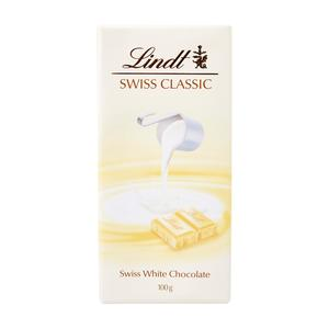 Lindt Classic White 100gm