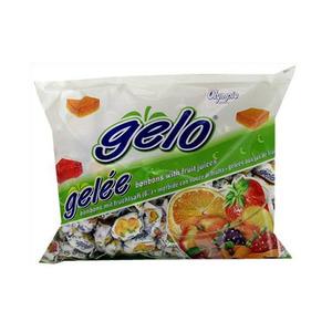 Gelo Soft & Fruit Toffee 400g