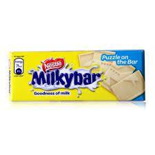 Nestle Milkybar Chocolate 1pc