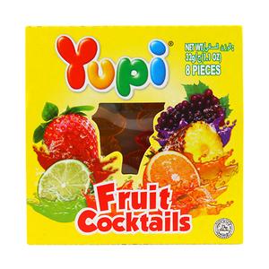 Yupi Fruit Cocktail Candy 32g