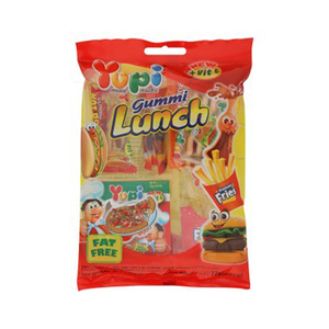 Yupi Gummy Lunch 108g