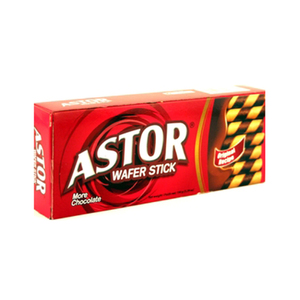 Astor Wafer Stick Chocolate 40g