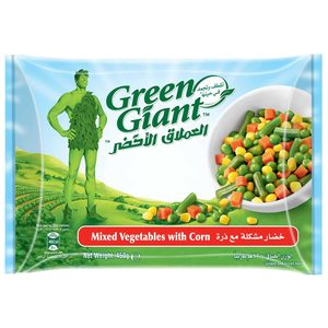 Green Giant Frozen Mixed Vegetables With Corn 450g