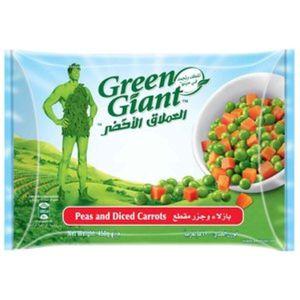 Green Giant Frozen Peas & Diced Carrots 450g
