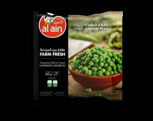 Al Ain Grean peas 400g