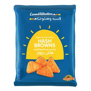 Lamb Weston Hash Browns 1kg