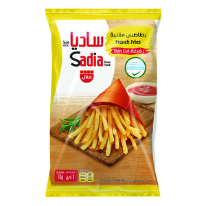 Sadia Thin Cut French Fries 1kg