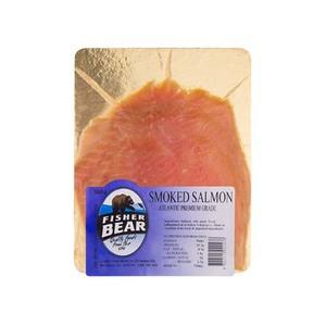 Fisher Bear Atlantic Smoked Salmon 750gm