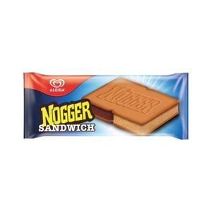 Wall's Nogger Sandwich Ice Cream 145ml