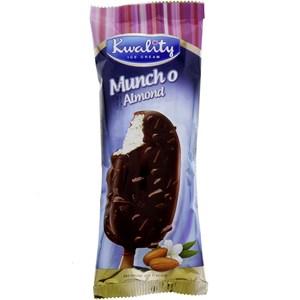Kwality Ice Cream Muncho Almonds 1's