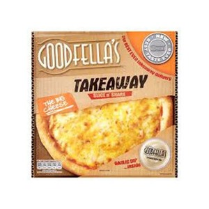 Good Fellas Take Away Cheese 555gm