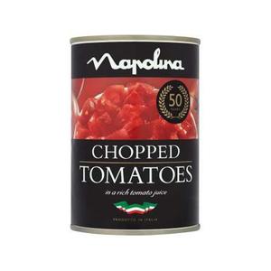 Napolina Chopped Tomatoes 400gm