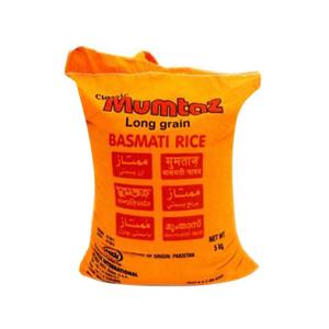Mumtaz Basmati Rice 5kg