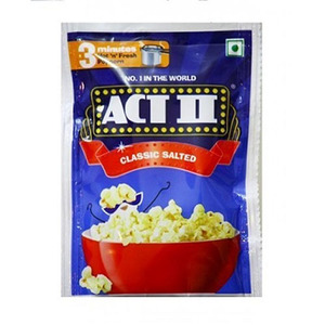 Act II Popcorn Classic Salted 255g