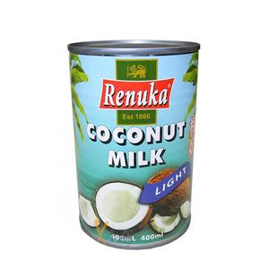 Renuka Coconut Milk 9% Fat 400ml