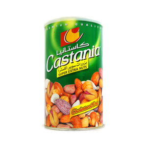 Castania Mixed Nuts Super Extra Can 450g