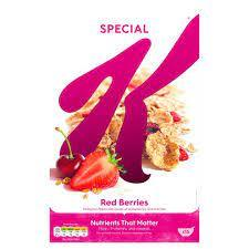 Kellogg's Special K Red Berries Gbr 500gm