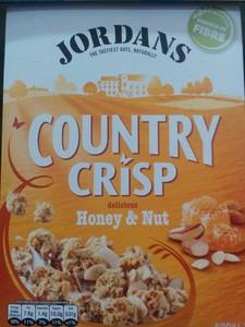 Jordans Country Crisp Honey Nut 500gm