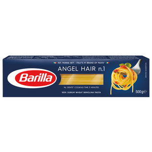 Barilla Pasta Angel Hair 500g